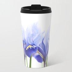 Bue Iris 2 Metal Travel Mug