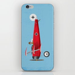 The Red Baron iPhone Skin