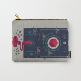 It was built for us by future generations Carry-All Pouch