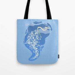 Spirited Away haku! Tote Bag