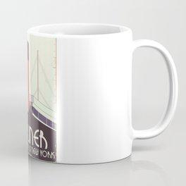 Travel By liner Coffee Mug