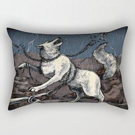 Fenrir Rectangular Pillow