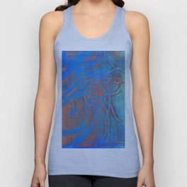 Abstract No. 209 Unisex Tank Top