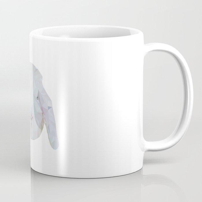 Bunny Portrait Coffee Mug
