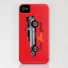 Zero Flux Given. Slim Case iPhone (4, 4s)