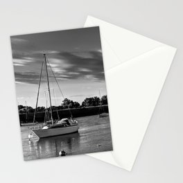 The River Crouch Essex Stationery Cards