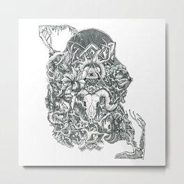 R A M Metal Print