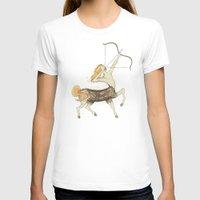 sagittarius T-shirts featuring Sagittarius by Vibeke Koehler