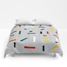 BEFORE MONDRIAN Comforters