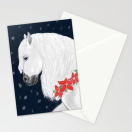 Christmas Horse Stationery Cards
