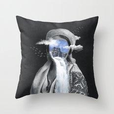 Eternal Sadness Throw Pillow