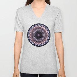 Mandala Faith 2 Unisex V-Neck