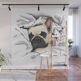 French Bulldog - F.I.P. - Miuda Frenchie Wall Mural