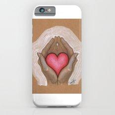 My Heart in Your Hands iPhone 6s Slim Case