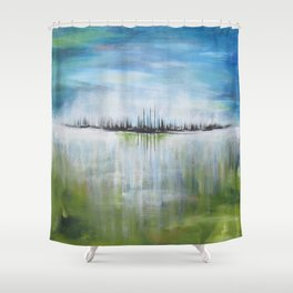 Two Is Better Than One Shower Curtain