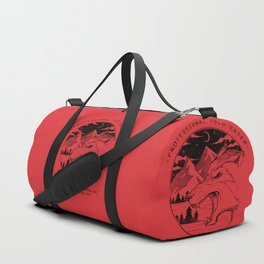 Professional Food Eater Duffle Bag