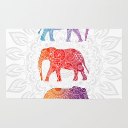 Elephantz Rug