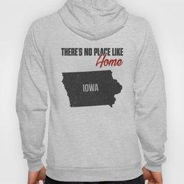 No place like home - Iowa Hoody