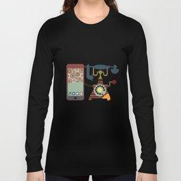 Telecom Chic Long Sleeve T-shirt