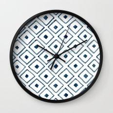 Indigo Ascot Wall Clock