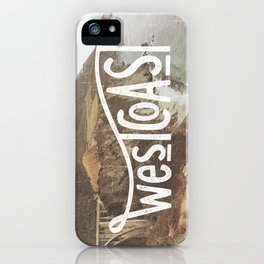 West Coast - BigSur iPhone Case