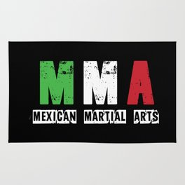 MMA - Mexican Martial Arts Rug