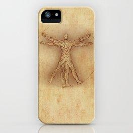 Iruvian Man iPhone Case