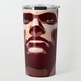 Mass Effect - Commander John Shepard Travel Mug