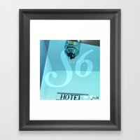 Society 6 Framed Art Print