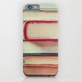 Books Love iPhone Case