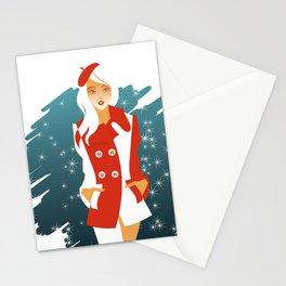 Peacoat Stationery Cards