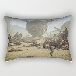 Exploration Rectangular Pillow