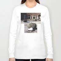 rome Long Sleeve T-shirts featuring rome by Miz2017