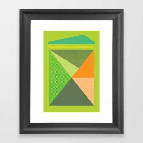 Lost Coast / Nor-Cal Framed Art Print