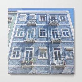 Lisbon #1 Metal Print