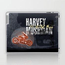 HARVEY MUSHMAN Laptop & iPad Skin