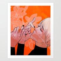 Illium Art Print