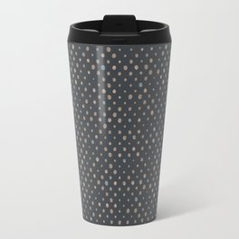 LOTS OF DOTS / basement Travel Mug