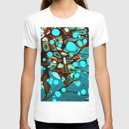 Metal and Blobs T-shirt