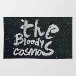 The Bloody Cosmos Color Rug