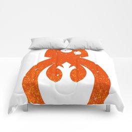 BB-8 Rebel Alliance Logo Comforters