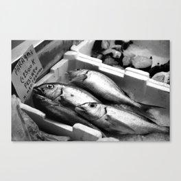 Luca Brasi Canvas Print
