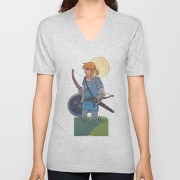 Hero of the Wild Unisex V-Neck