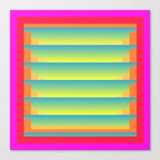 Gradient Fades v.5 Canvas Print