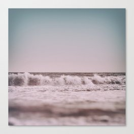 Ocean Breathes Salty Canvas Print