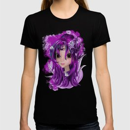 Manga Anime Girl 2 T-shirt