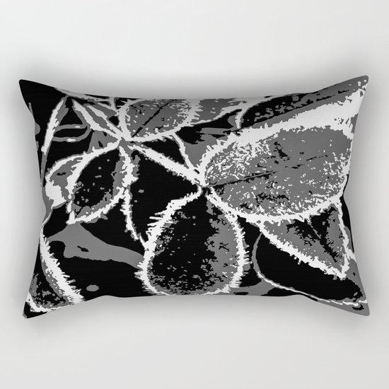 for luck:) Rectangular Pillow