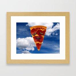 sauced Framed Art Print