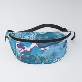 Waiting in Winter Fanny Pack