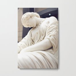 Sleeping Beauty at Musée d'Orsay Metal Print